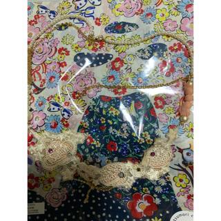 ツモリチサト(TSUMORI CHISATO)のツモリチサト ネックレス プラネットサーカス シリーズ 店舗予約購入ハンカチ新品(ネックレス)