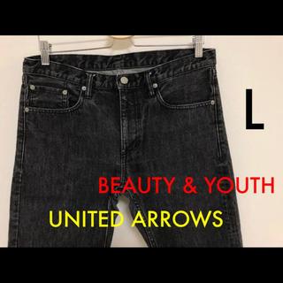 BEAUTY&YOUTH UNITED ARROWS - ◆ BEAUTY & YOUTH アローズ デニム ショート パンツ L ◆