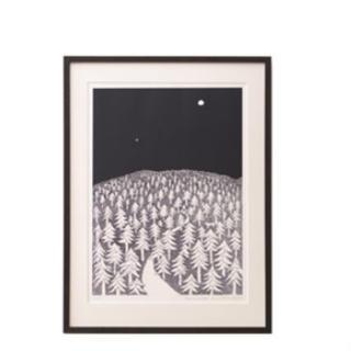 mina perhonen - ...クリッパン×皆川明...アートポスター ミナペルホネン