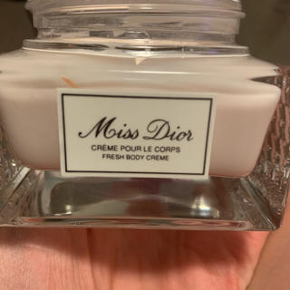 ディオール(Dior)のミスディオール ボディクリーム(ボディクリーム)