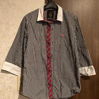 チェックシャツ ノーブル M