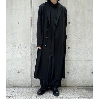 ヨウジヤマモト(Yohji Yamamoto)のkujaku 牡丹コート (チェスターコート)