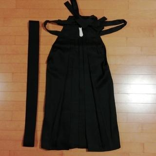 弓道 袴 上着 帯 足袋 セット 男性用 一回使用(相撲/武道)