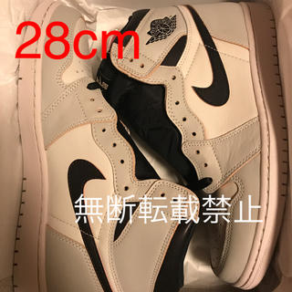 ナイキ(NIKE)の新品 28cm NIKE AIR JORDAN1 HIGH OG DEFIANT(スニーカー)