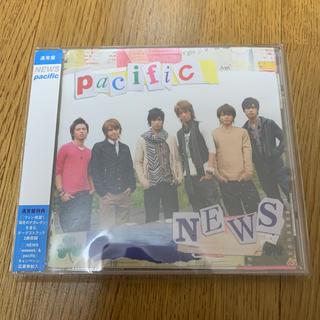 ニュース(NEWS)のNEWS pacific 通常盤(ポップス/ロック(邦楽))