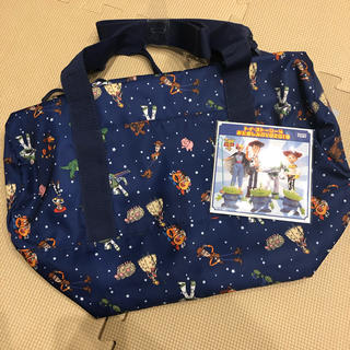 トイストーリー(トイ・ストーリー)のトイストーリー☆ボストンバッグ+おたのしみDVDセット‼︎(ボストンバッグ)