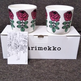 marimekko - ラスト! 新品 未使用 廃盤 限定 マリメッコ ヴィヒキルース ラテマグ