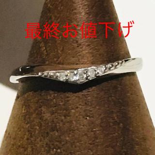クミキョク(kumikyoku(組曲))の組曲 プラチナダイヤリング(リング(指輪))