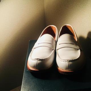 トゥモローランド(TOMORROWLAND)の 別注TOMORROWLAND  VITTORIO SPERNANZONI(ローファー/革靴)