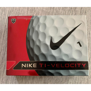 NIKE - NIKEGOLF TI-VELOCITY ゴルフボール新品12個