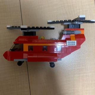 レゴ(Lego)のLEGO クリエイター・レッドローター 31003 ヘリコプター(模型/プラモデル)