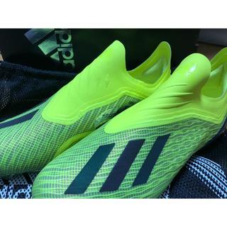adidas - アディダス サッカースパイク  エックス18+  紐なし