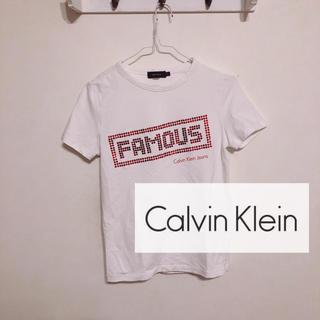カルバンクライン(Calvin Klein)のカルバン・クライン Tシャツ(Tシャツ/カットソー(半袖/袖なし))