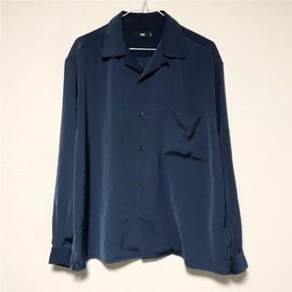 HARE - HARE ハレ オープンカラーシャツ 開襟シャツ ブルー 1