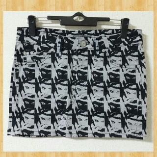 アウラアイラ(AULA AILA)の購入20000円 AULA AILA アウラアイラ ミニスカート 2 グレー(ミニスカート)