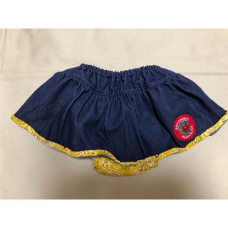 バンダイ(BANDAI)のキュロット スカート  アンパンマン  80cm〜95cm(スカート)