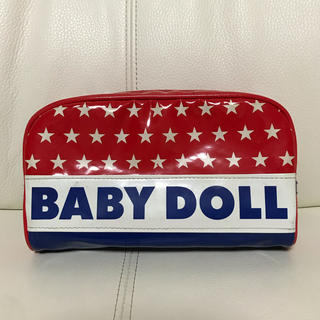 ベビードール(BABYDOLL)の化粧ポーチ Baby doll(ポーチ)