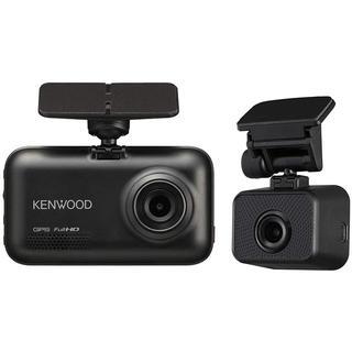 KENWOOD - フルハイビジョン 駐車監視録画対応 前後撮影対応2カメラドライブレコーダー