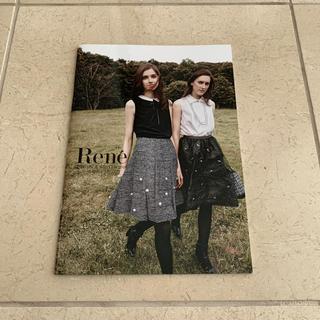 ルネ(René)のRene 2016 AUTUMN & WINTER カタログ(ファッション)
