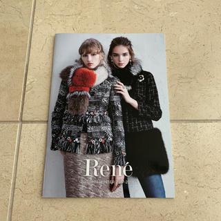 ルネ(René)のRene 2017-2018 AUTUMN & WINTER カタログ(ファッション)