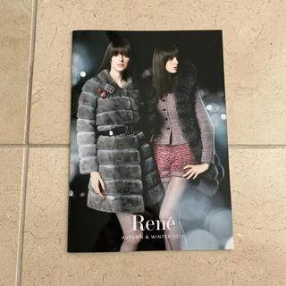 ルネ(René)のRene 2013 AUTUMN & WINTER カタログ(ファッション)