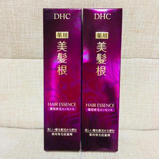 ディーエイチシー(DHC)のDHC 美髪根 薬用育毛エッセンス 2本(スカルプケア)