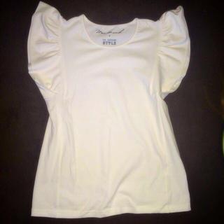 ミスティウーマン(mysty woman)のモアザンワーズ/トップス(Tシャツ(半袖/袖なし))