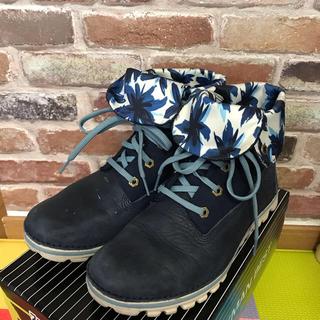 ティンバーランド(Timberland)の期間限定値下 ティンバーランド 青靴(スニーカー)