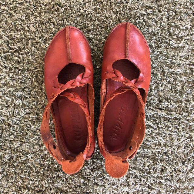 trippen(トリッペン)のプラム様用 Trippen トリッペン 35 レディースの靴/シューズ(ローファー/革靴)の商品写真