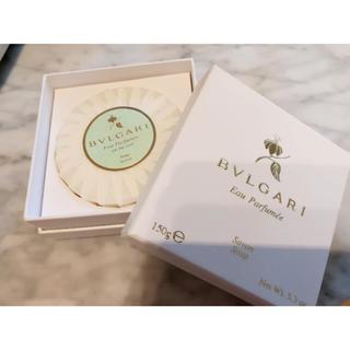 【新品】ブルガリ サボンソープ ボディソープ 石鹸 150g