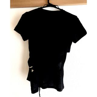 リリーブラウン(Lily Brown)のチープマンデー バックオープン  Tシャツ(Tシャツ(半袖/袖なし))