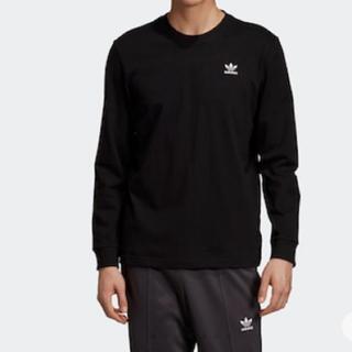 adidas - 新品 adidas オリジナルス ロンT ブラック L