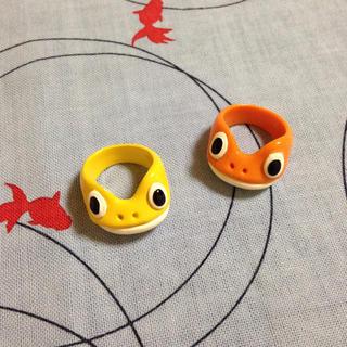 ケロリ フロッグリング ❤︎ ⑥(リング(指輪))