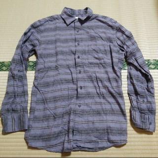 UNIQLO - UNIQLO ユニクロ ネルシャツ チェックシャツ