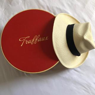 ドゥロワー(Drawer)のTruffaux  パナマ帽(麦わら帽子/ストローハット)