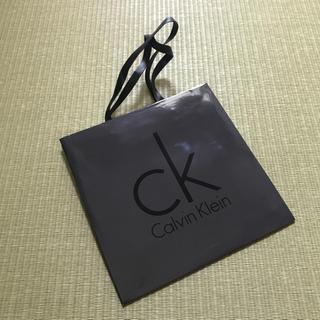 カルバンクライン(Calvin Klein)のカルバンクライン  紙袋(ショップ袋)