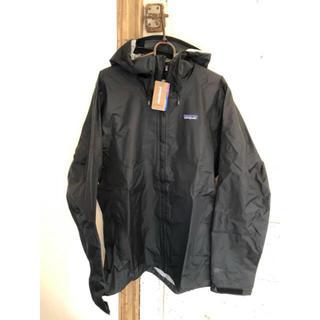 パタゴニア(patagonia)のハワイ購入 patagonia Torrentshell JKt ブラック M (ナイロンジャケット)