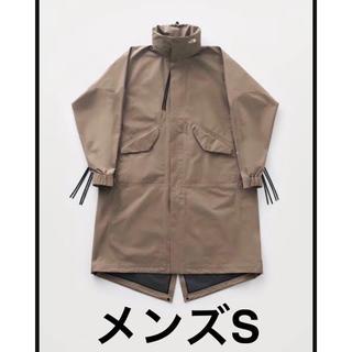 ハイク(HYKE)の最終値下げ NORTH FACE HYKE Military Coat MEN(モッズコート)