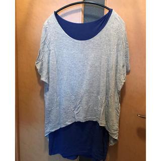 アンティカ(antiqua)の半袖シャツ(Tシャツ(半袖/袖なし))