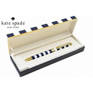 ケイトスペードニューヨーク(kate spade new york)の【新品】Kate spadeボールペン (袋付き) ギフトにも♪(ペン/マーカー)