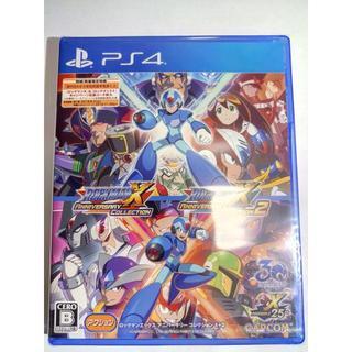 PS4 新品 ロックマンX アニバーサリーコレクション(家庭用ゲームソフト)