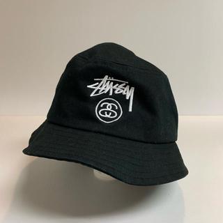 ステューシー(STUSSY)のSTUSSY 帽子(ハット)