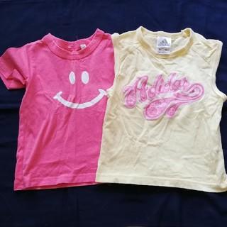 アディダス(adidas)のTシャツ 100(Tシャツ/カットソー)