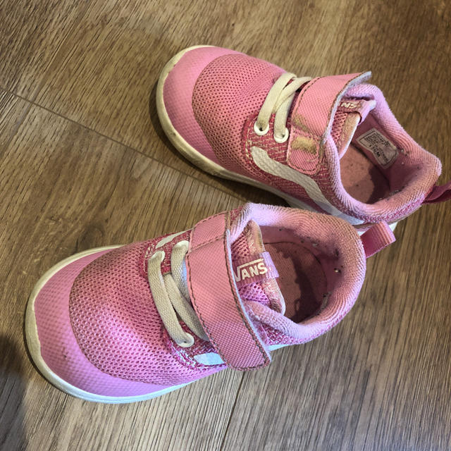 VANS(ヴァンズ)のバンズ スニーカー13センチ キッズ/ベビー/マタニティのベビー靴/シューズ(~14cm)(スニーカー)の商品写真