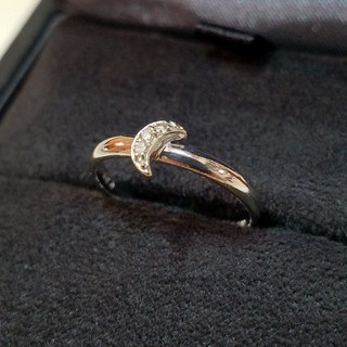 ポンテヴェキオ(PonteVecchio)のダイヤ一個抜け買い得❣️K18ダイヤモンドリング  11号(リング(指輪))
