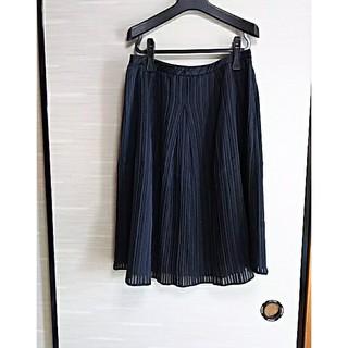 レリアン(leilian)のレリアン サイズ13+スカート  ⑤(ひざ丈スカート)