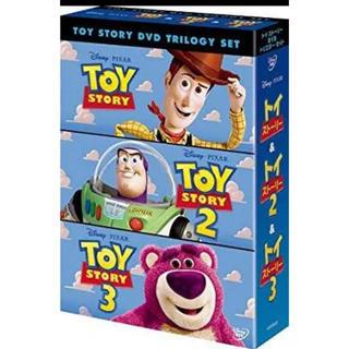 トイストーリー(トイ・ストーリー)のトイ・ストーリー DVD・トリロジー・セット(キッズ/ファミリー)