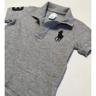 ポロラルフローレン(POLO RALPH LAUREN)の美品POLO ラルフローレン85cmポロシャツ18m(Tシャツ)