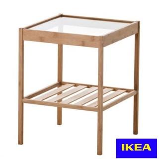 イケア(IKEA)のIKEA ベッドサイドテーブル NESNA(コーヒーテーブル/サイドテーブル)
