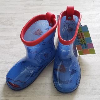 ampersand - アンパサンド 長靴 レインブーツ